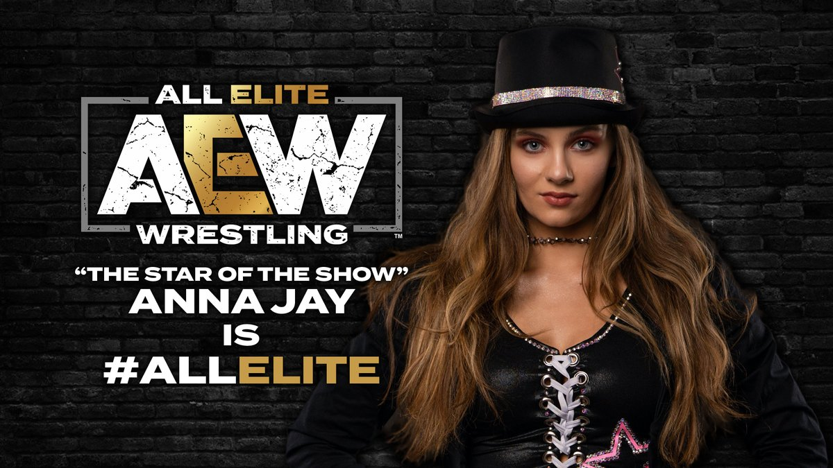Welcome to the team Anna Jay (@annajay___)  is #AllElite