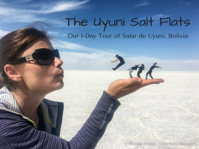 The Uyuni Salt Flats- Our 1-Day Tour of Salar de Uyuni in Bolivia http://bit.ly/2hKnRlQ #dreamnowvisitlater #travelsomeday #SouthAmerica #ttotpic.twitter.com/vFThbWFoFW