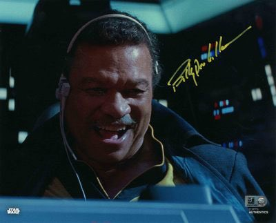 Happy Birthday to the one and only Billy Dee Williams!