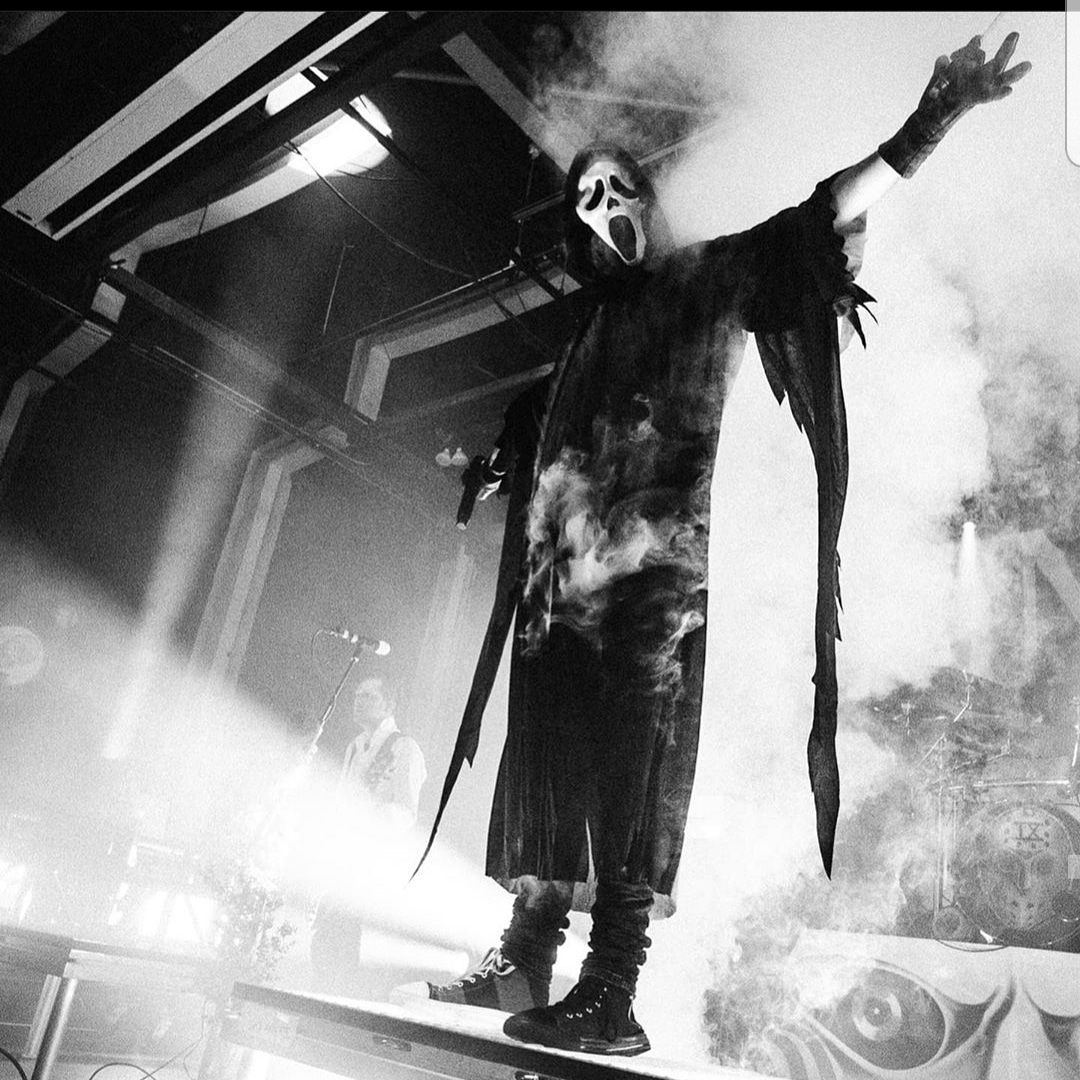 Follow us for ice nine kills content on here and Instagram   #iceninekills #metal #metalcore #emo #spencercharnas #patrickgalante #music #rock #ice #thesilverscream #ink #kills #spencercharnas #miw #metalhead #rickyarmellino #justinmorrow #fridaythe13thpic.twitter.com/nMY6yYZUKD