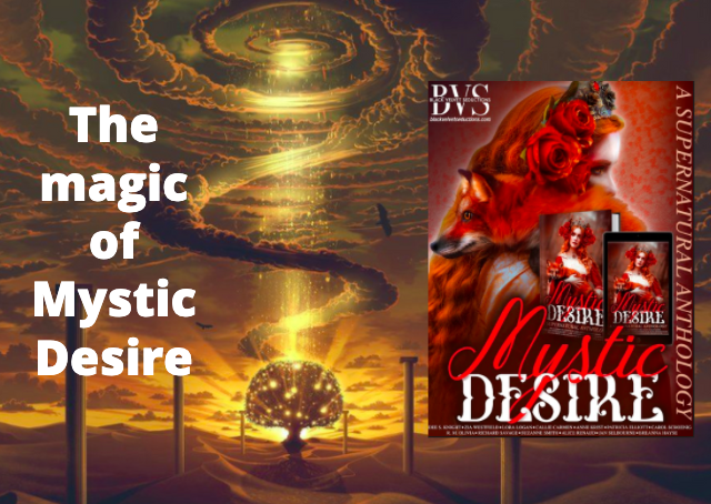 MYSTIC DESIRE: https://amzn.to/322Ziq3 Mystic Desire is a collection of short paranormal #romance stories. #paranormal #paranormalromance #fantasy #fantasyromance #supernatural #romancebooks #romancereaders #read #vampire #witches #wolves #romancenovels #readers #writers #authorspic.twitter.com/49QhArqepR