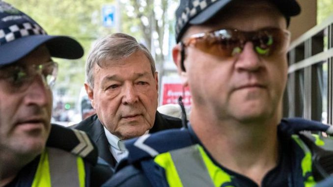 This is good! Pell's conviction was terribly unjust.
