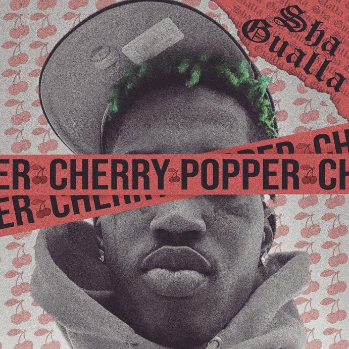 .@ShaGualla comes through with a street ballad for the ages with Cherry Popper Read our review here: undergroundvampireclub.com/2020/04/06/sha…
