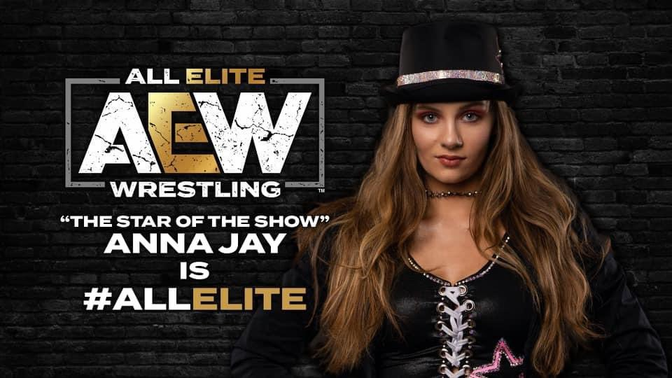 She has all the hype in the world right now #AEWDynamite #aew #allelite
