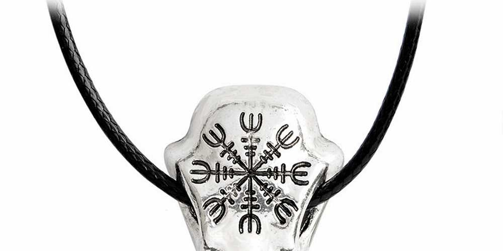 #instagood #beautiful Necklace for Men with Celtic Crow Skull Pendantpic.twitter.com/BTKGuDyjmm