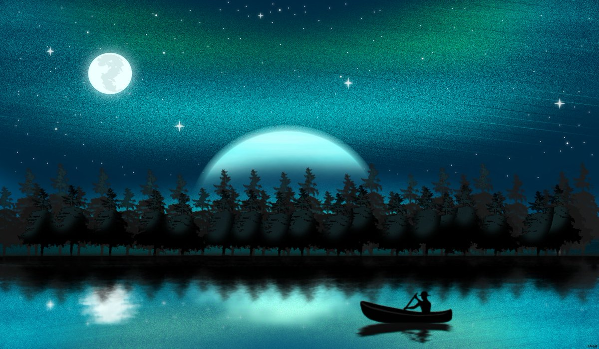 lake the Rusty lake version #art #rustylake #artwork pic.twitter.com/5MOCjO6FDP