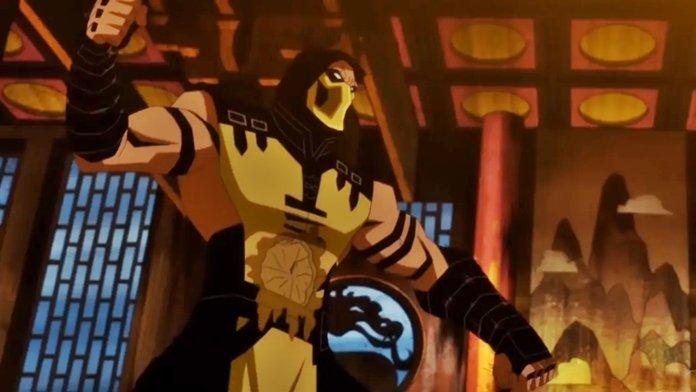 mortal kombat scorpions revenge gif