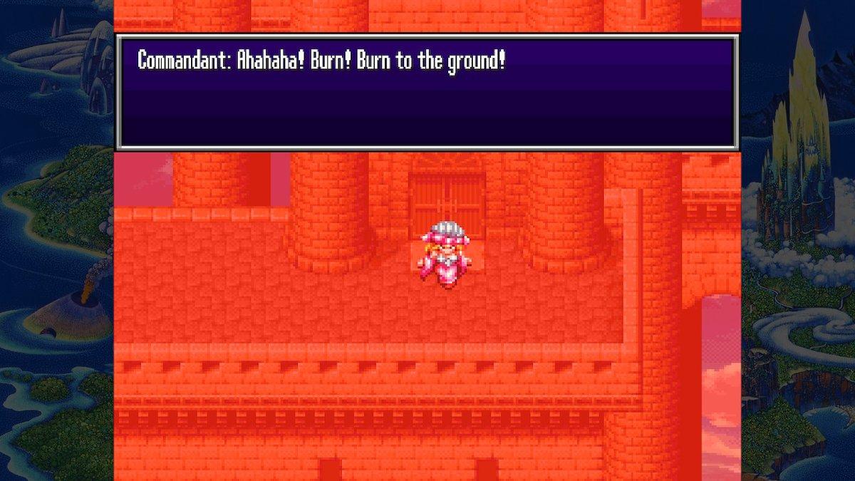 [Insert Flame Hyenard Joke Here] #TrialsofMana #SNES #CollectionofMana #MegaManX #NintendoSwitchpic.twitter.com/sOh66fJpMk