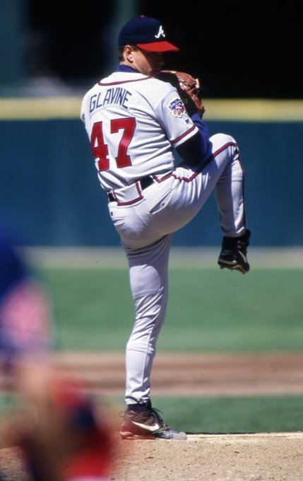 Happy 54th Birthday to the one time great ace Tom Glavine