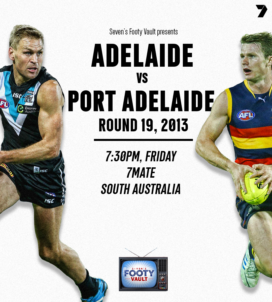 Strap yourselves in Power fans. We reckon you're going to enjoy this one 😏 #weareportadelaide