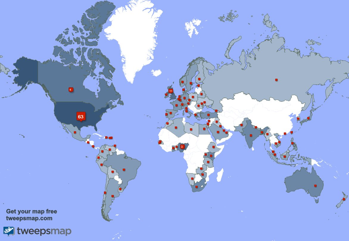 I have 22 new followers from USA 🇺🇸, and more last week. See tweepsmap.com/!nathanjm000