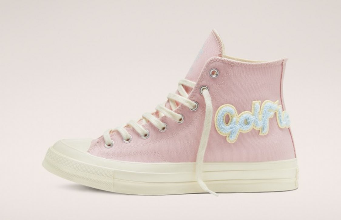 RT @itsOddFuture: GOLF le Fleur x Converse   designed by Tyler, the Creator https://t.co/pdwWnjJrzy