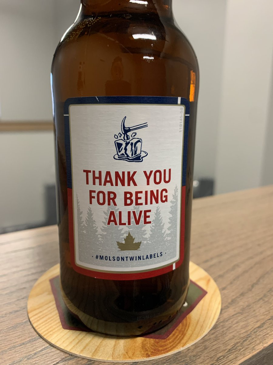 @Molson_Canadian @MolsonCoors  thank you for this label!