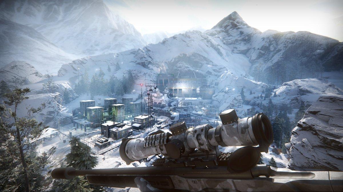 test ツイッターメディア - PS4用ソフト「Sniper Ghost Warrior Contracts」が本日発売。舞台となる極寒のシベリアを紹介するガイドトレイラーも公開 https://t.co/6itqAfneby https://t.co/NJunT8PTye