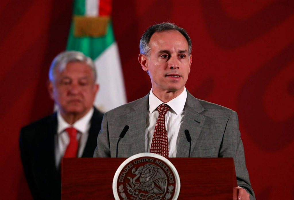 Mexican government to suspend activities from Thursday https://t.co/miLG2EsvYH https://t.co/cPWXU9vLD4