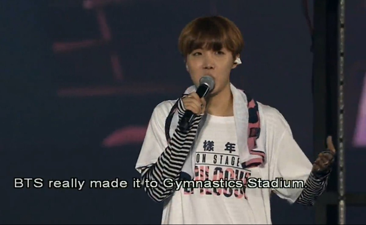 Well that was a lot 😭 thanks for joining me for the Epilogue! Another amazing show with an amazing setlist & beautiful words from the boys. So grateful & in awe of where they were only to be where they are now. Just wow....and wings era is next 😔 #OurBeautifulEpilogue @BTS_twt