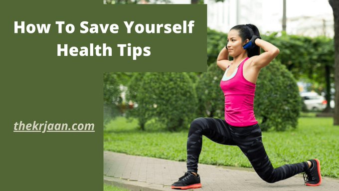 Exercising | How To Save Yourself Health Tips