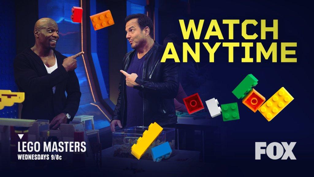 @LEGOMastersFOX's photo on #LEGOMastersFOX