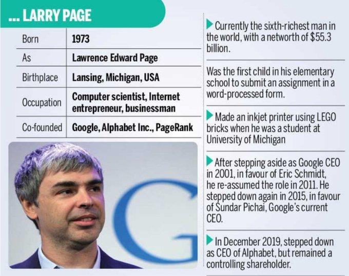 Happy Birthday Larry Page via