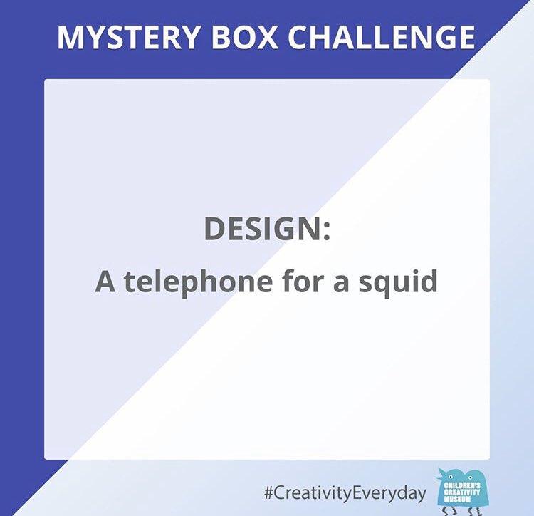Cool, playful design challenges from @creativitykids instagram.com/creativitykids… #dtk12chat #playmatters