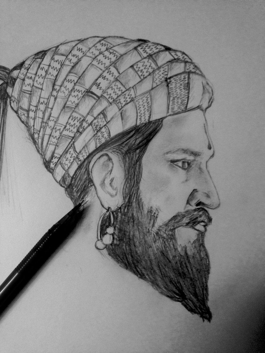 Chhatrapati Shivaji maharaja  #sketch #sketchbook #paintings #love #paintingoftheday #shivajimaharajjayanti #shivajimaharaj #shivajisurathkal #painter #Instagram #bollywood #sharadkelkar @shivajimaharaj1 @ShivajiMahara18 @Bollywoodirectpic.twitter.com/7DVI3PacwO