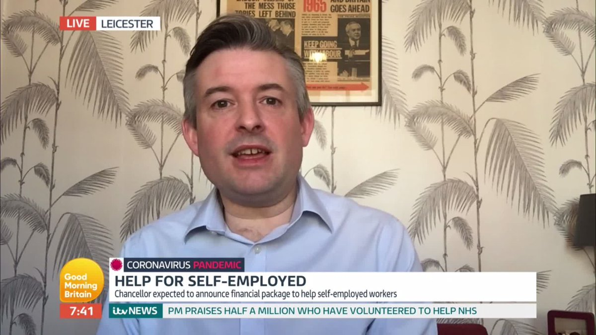 The government need to put a stop to this. They are putting workers at risk. Shadow Health Secretary @JonAshworth says people are being asked to make a choice between their own financial hardship or their health.