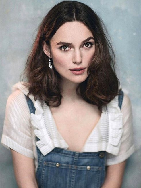 **Happy 35th Birthday Keira Knightley** [by Emily Hope for CHANEL Coco Mademoiselle s/s 2014]