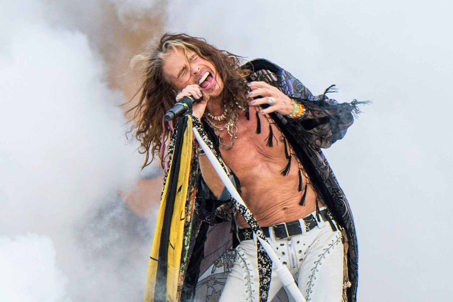 Happy Birthday Steven Tyler Born on 26 March 1948 -72 yrs old today