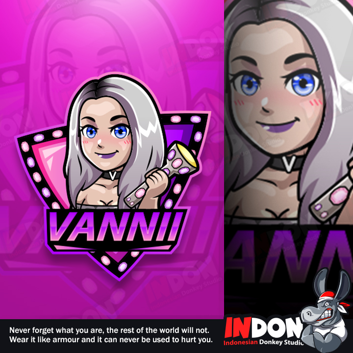 Thank you @vannii4u for ordering!! Very happy when progressing the work!!#logo #mascotlogo #indondesign . . . . . #esportslife #twitchaffilate #twitchgaming #twitchpartner #twitchcreative #twitchcommunity #twitchartist #esportlogo #esportsteam #esports #gamingart #twitchtvpic.twitter.com/LWN7njnVhP