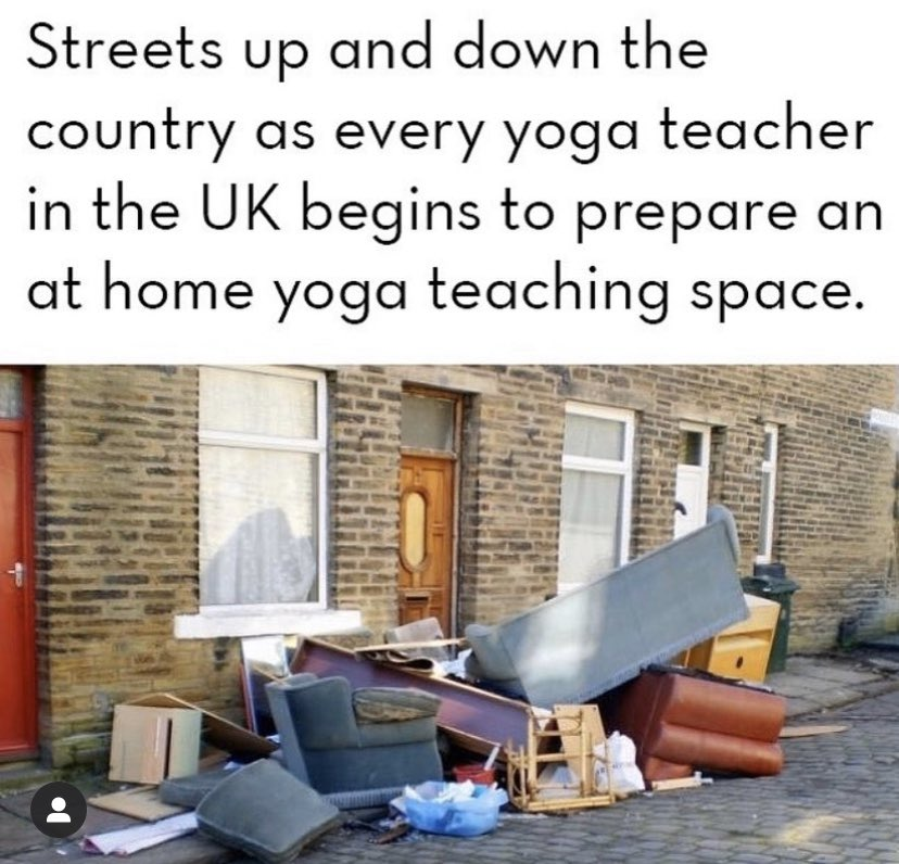 Inspira Yoga On Twitter Yoga Yogamemes Yogameme Meme Memes Onlineyoga Yogauk Yogalondon Yogafun Yogateacher Yogateachers London Lockdown2020 Londonlockdown Ukshutdown Https T Co Rtaoyg6ur4
