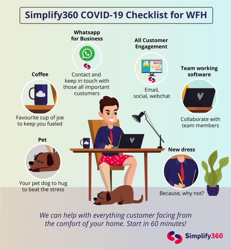 @simplify360 checklist to keep you and your team safe #CoronavirusLockdown #staysafepic.twitter.com/jvwh3Birjs