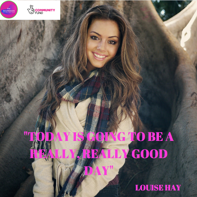 """TODAY IS GOING TO BE A REALLY, REALLY GOOD DAY"" Louise Hay.  Happy Thursday everyone!....What are you grateful for this morning ? Share with us in the comments below  #positiveminds #positivity #affirmation #womenmeanbusiness #thegaianetwork #safe #stayathomepic.twitter.com/gzLar1DIoh"