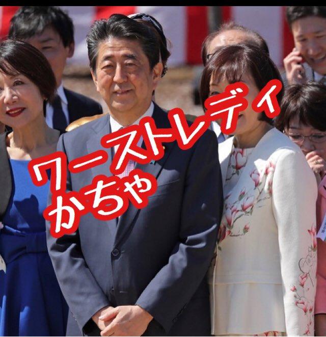 安倍 昭恵 桜 写真