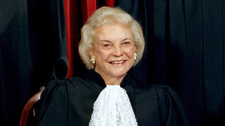 Happy birthday to Retired Justice Sandra Day O\Connor, who turns 90 today.