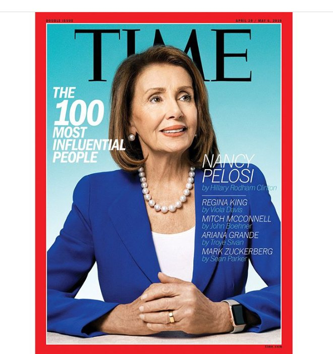 Happy Birthday Nancy pelosi. Cheers to your new age.