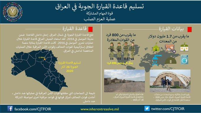 ترامب: على بغداد أن تدفع إذا سحبنا قواتنا من العراق EUBvtRTWsAUClUZ?format=jpg&name=small