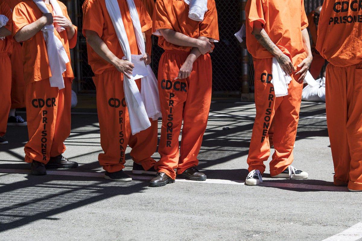 Will CA Consider Prison Releases to Lessen COVID-19 Risk? pnsne.ws/3du6Rwt