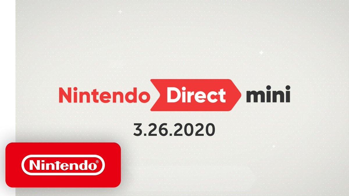 #NintendoDirect