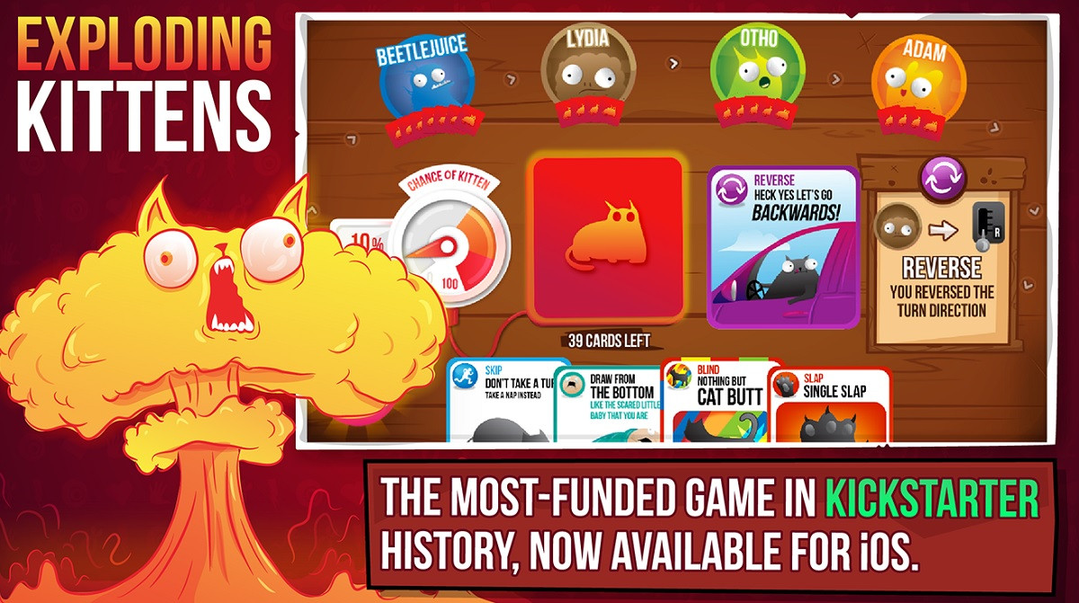 #ExplodingKittens puts out fires from higher demand for tabletop games #VentureBeat http://smpt.co/DrkSr  @deantakpic.twitter.com/pZ22oWGMLh