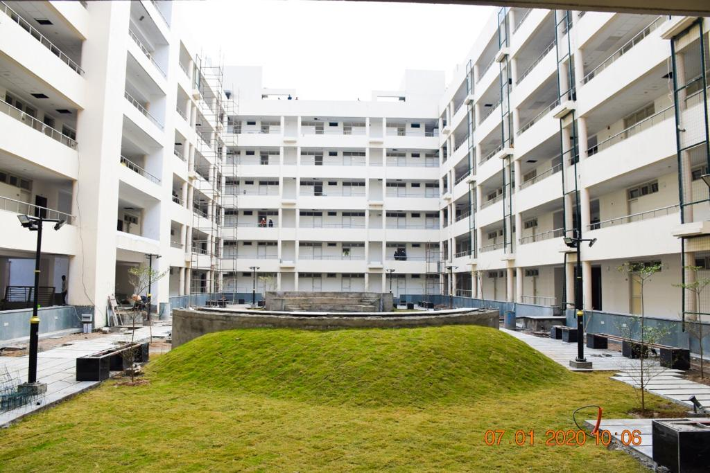 Railways training institute building in Vadodara identified for creating a quarantine facility