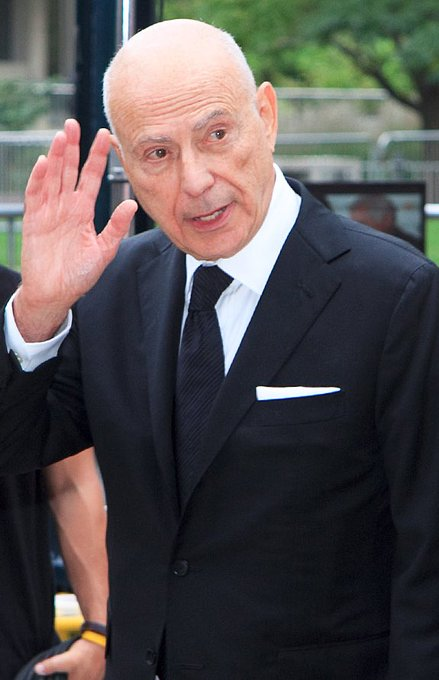 Happy 86th Birthday to actor, director, and screenwriter, Alan Arkin!