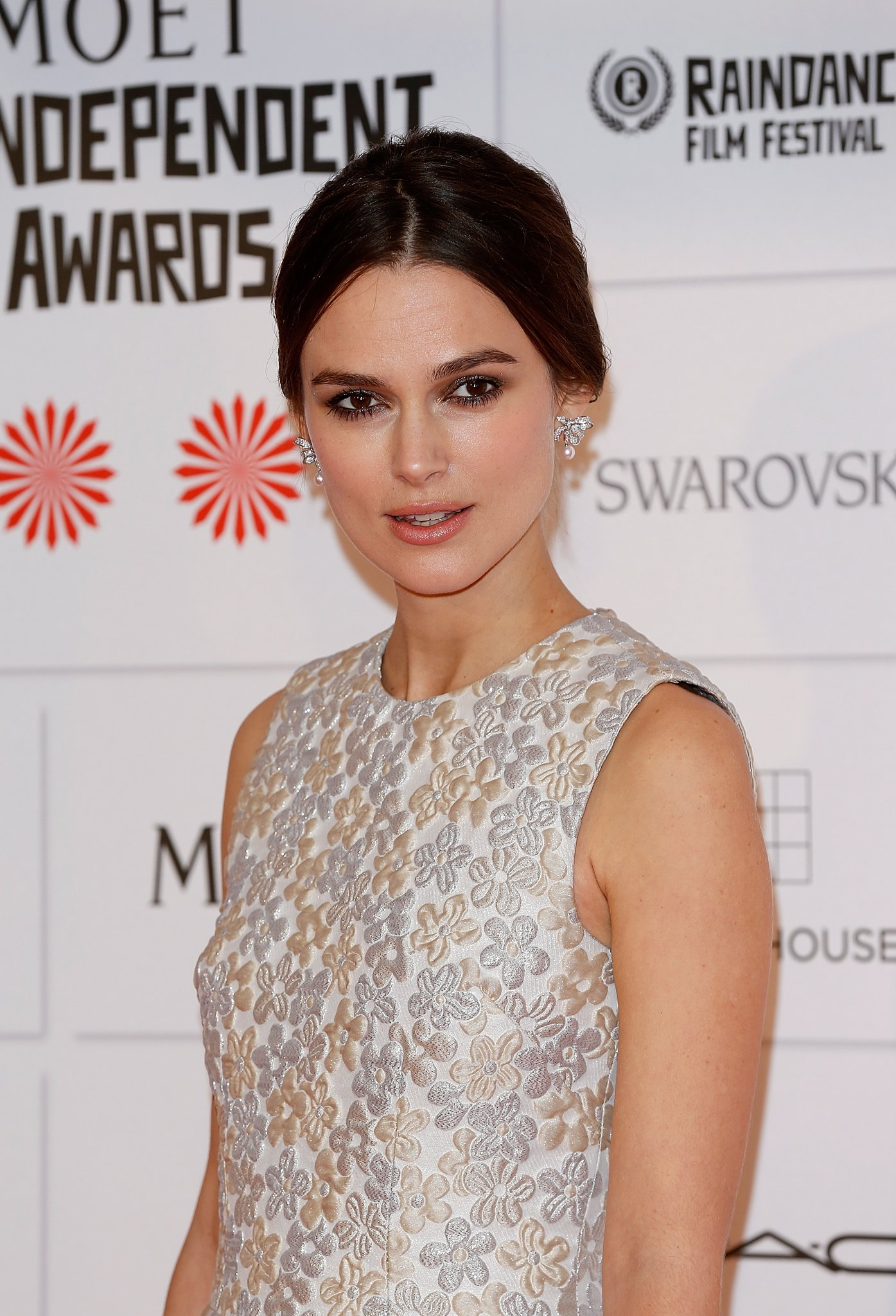 Happy 35th birthday to Keira Knightley, Elizabeth Swan, Colette or whoever you may know her as!