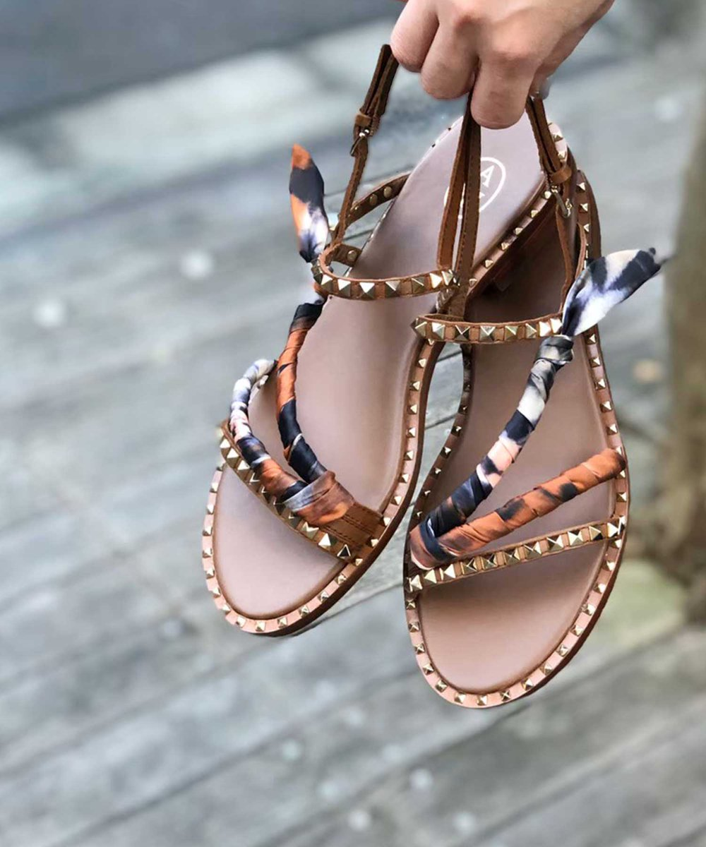 The Sun's Finally Making An Appearance, Trade In Your Trainers For Some Studded Ash #sandals .  Style- PASHA https://t.co/GNiwhDRIbu https://t.co/tJd0ctG7KO