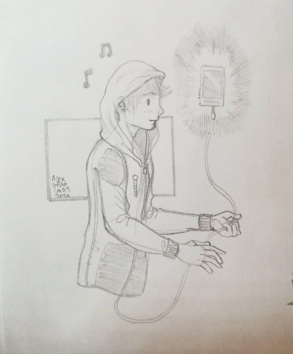 Sketch #sketch #sketchart #art #arte #artoninstagram #artoftheday #draw #drawing #drawingart #instaart #instaartoftheday #instadrawing #instadraw #instasketch #disegno #disegnoamatita #man #boy #music #musica #música #listen #listening #artist #artista #artistic #artworkpic.twitter.com/wHt4QvlUh1