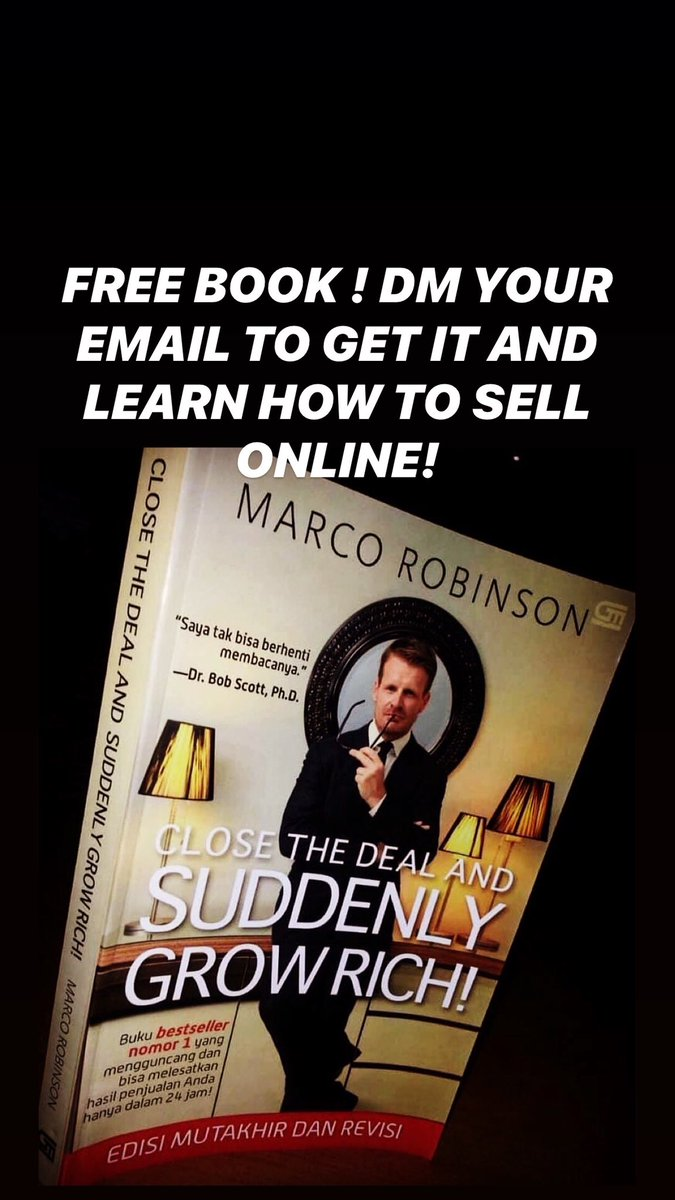 #freebook LEARN HOW to sell online & rocket a new income stream ! TO GET IT DM YOUR EMAIL ADDRESS! Yes I'm a #1 bestselling author!!! I'm doing this to help in the lockdown! #StayHomeBands #staysafe #CoronavirusLockdown @RachelRileyRR @DeborahMeaden @dinisguarda @changeangel_io<br>http://pic.twitter.com/I5Gyak05NA