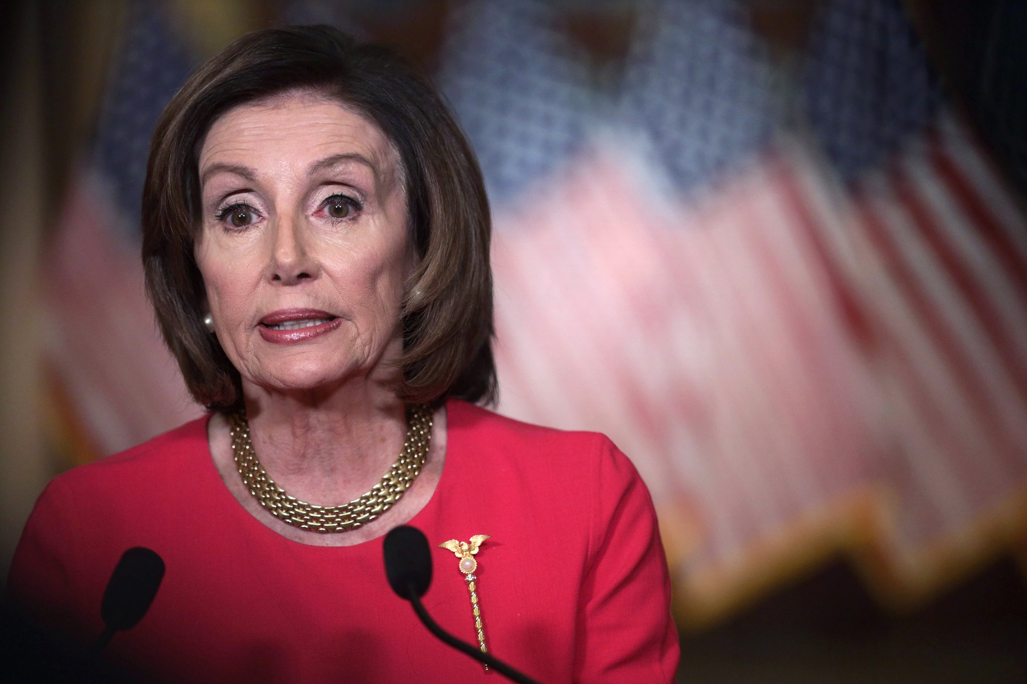 Happy Birthday To Nancy Pelosi. The Speaker of the House and Baltimore native turned 80.