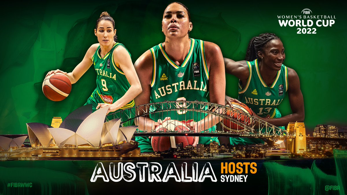 Congatulations @BasketballAUS & #Sydney    Australia will host the FIBA Women's Basketball World Cup 2022   http://go.fiba.basketball/AUStoHostWWC2022… #FIBAWWCpic.twitter.com/0Yp3NUVMMp