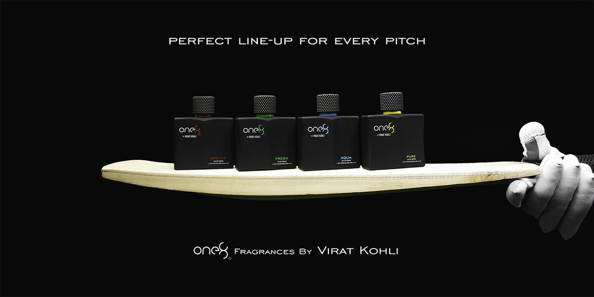 Be it off the field, or on it, choose a fragrance that stays with you throughout! Here's the EDP range from one8 Fragrances by Virat Kohli.   Buy it here:   #one8Fragrances #ScentialsWorld @imVkohli