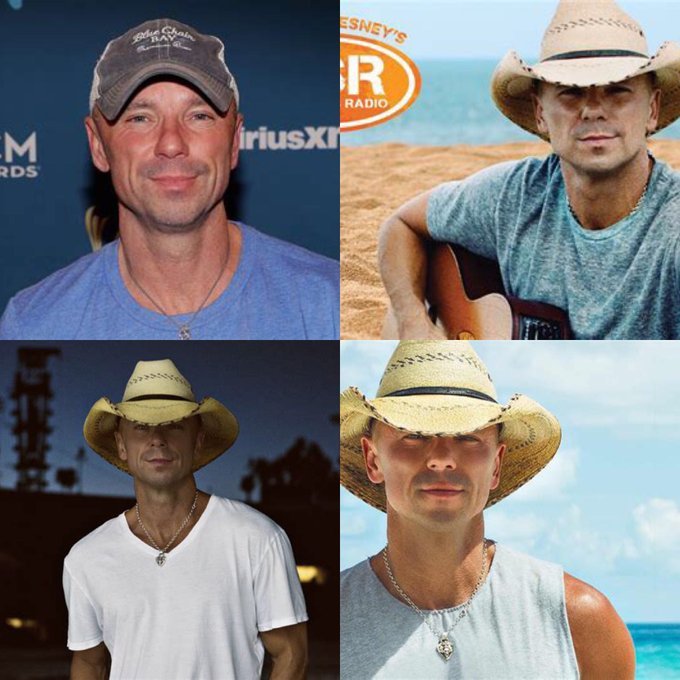 Happy 52 birthday to Kenny Chesney . Hope that he has a wonderful birthday.