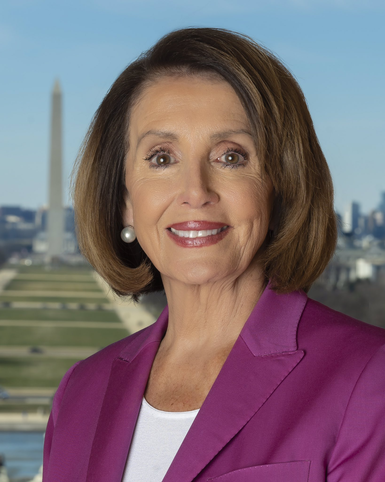 ++ From one Aries to another, Happy Birthday, Nancy Pelosi. Still going strong at 80.     BC